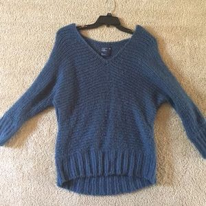 Blue Sweater from American Eagle